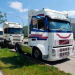Покупка тягачей в Германии с доставкой в Россию